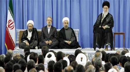 Photo of ولی فقیه عامل وحدت و همبستگی بین قوا