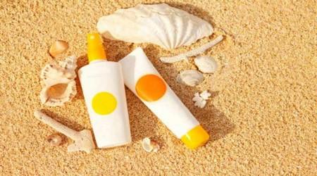 کرم ضد آفتاب و ماسک صورت برای روزه دار